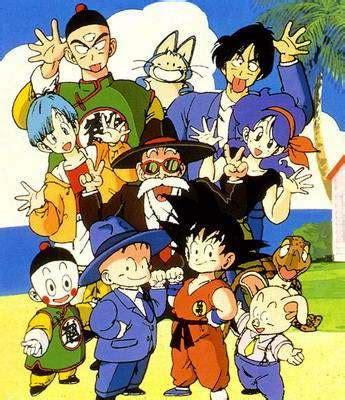 film kartun dragon ball 25 anime tahun 90 an yang melekat di hati a transient
