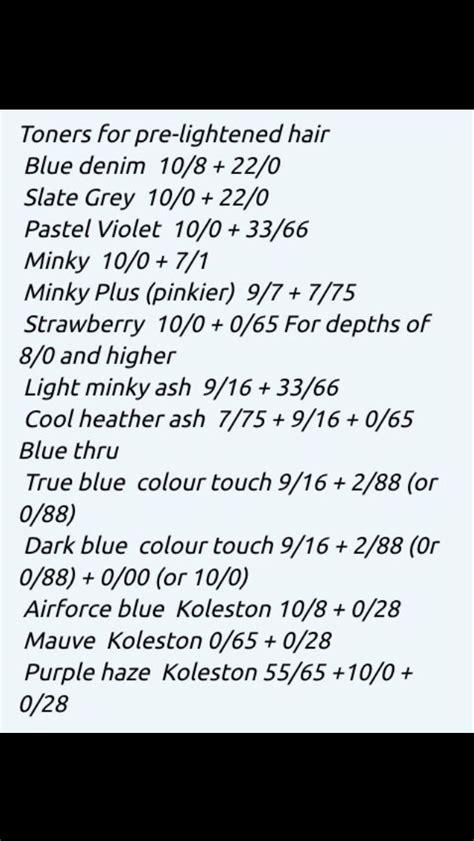wella hair color formulas the 25 best wella hair toner ideas on pinterest hair