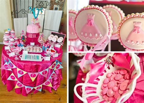 birthday themes dress up girls party ideas party favors ideas