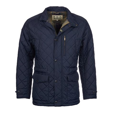 barbour s summer quilted trapper jacket countryway