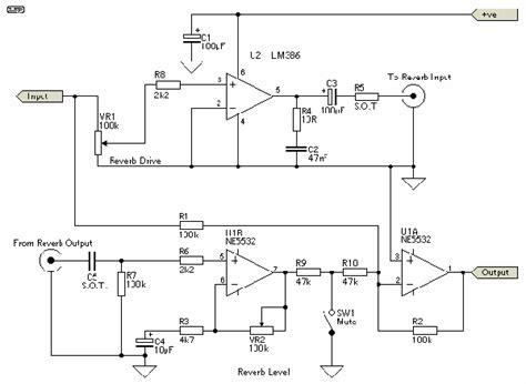 transistor reverb driver ayuda para montar esta reverb de muelles hazlo t 250 mismo hispasonic