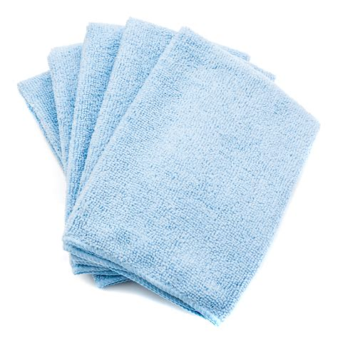 Clean Microfiber by Tiffspixiedust Microfiber Cleaning Towels 5 Pack Review