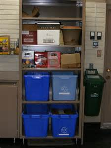Garage Recycling Storage Ideas Recycling And Garbage Bin Storage Nuvo Garage