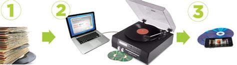 Eqiupmen Needed To Record Vinyl To A Computer - ion audio cd direct vinyl record player and usb conversion