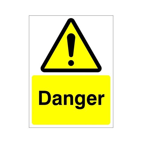 12 Warning Signs Your Is In Danger by Danger Sign