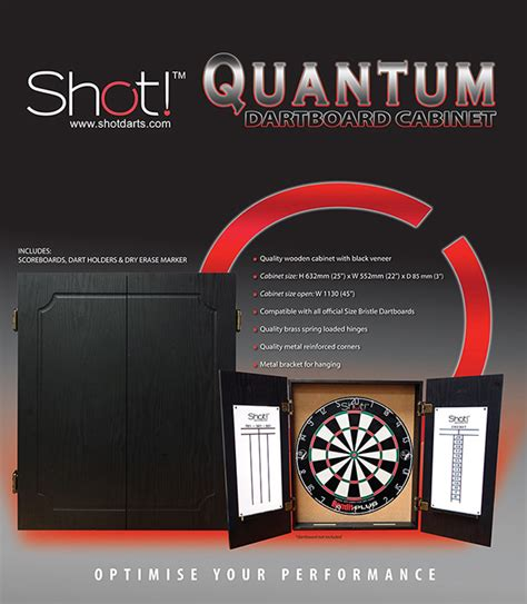 quantum cabinet dartboards dartswarehouse nz