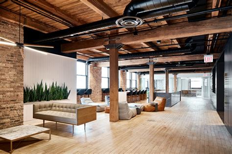 designboom office space those architects develop spacious loft like office for