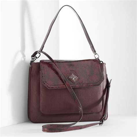 Simply Bag new simply vera vera wang brookdale crossbody bag in