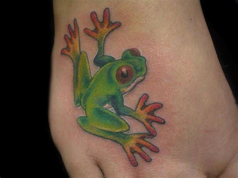 tree frog tattoo tree frog tattoos