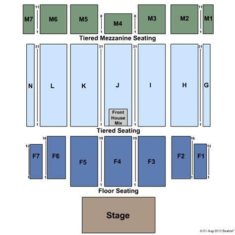 caesars windsor floor plan the colosseum at caesars windsor seating chart