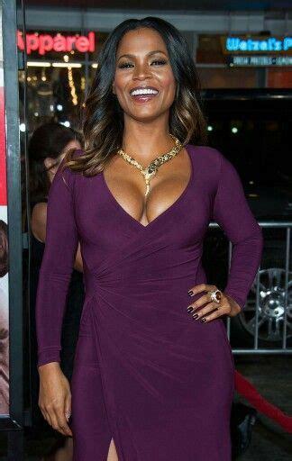 nina long women beautiful black women nia long