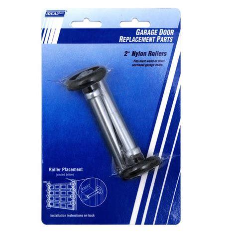 ideal door 174 2 quot replacement rollers for overhead