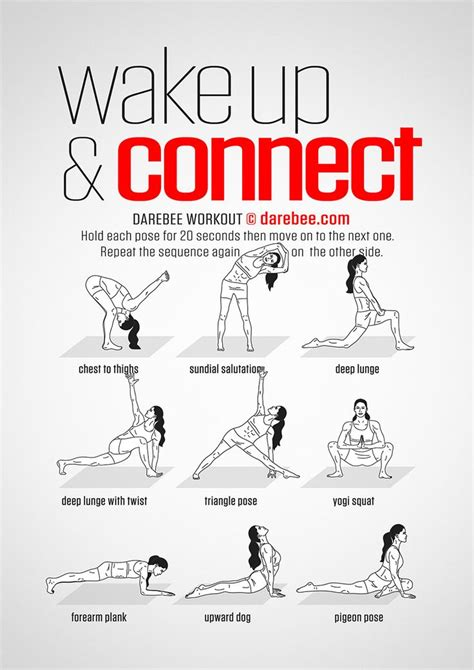 25 best ideas about morning workout on