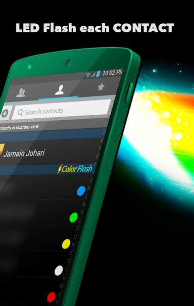 call flash light app color flash light alerts call download apk for android