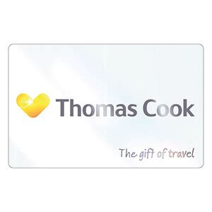Thomas Cook Gift Card - thomas cook vouchers gift cards order up to 163 10k next day p p
