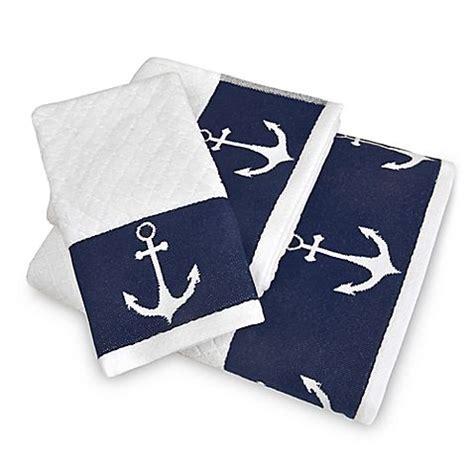 Nautical Towels Bathroom - best 25 nautical bathroom accessories ideas on