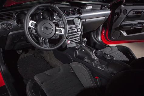 Mustang Interior Accessories by 2015 2016 Mustang Interior Parts