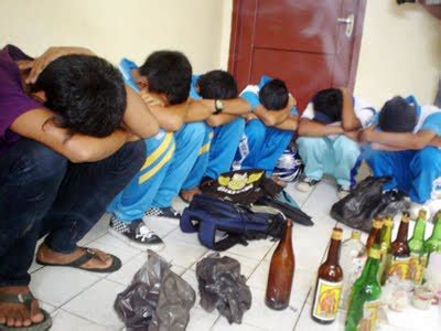 Masalah Penyimpangan Anak Remaja kenakalan anak remaja analisah