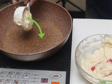 cara membuat pancake untuk satu porsi cara membuat panekuk untuk satu porsi wikihow