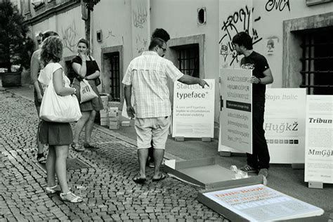 Verren Rd 3rd international type design workshop 2011 on pantone