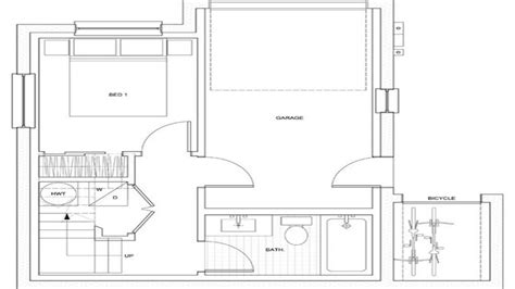 500 sq ft guest house 500 sq ft tiny house floor plans