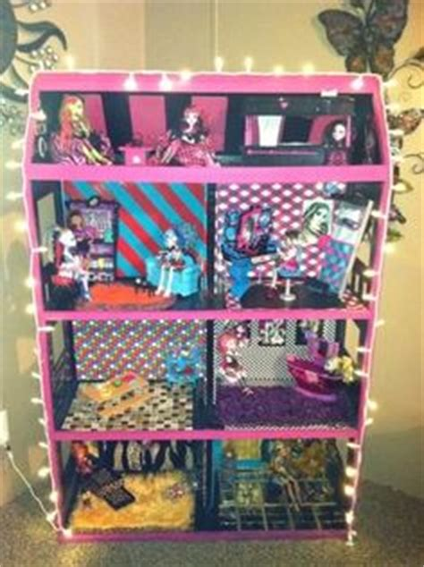 pictures of monster high doll house 1000 images about monster high doll house on pinterest