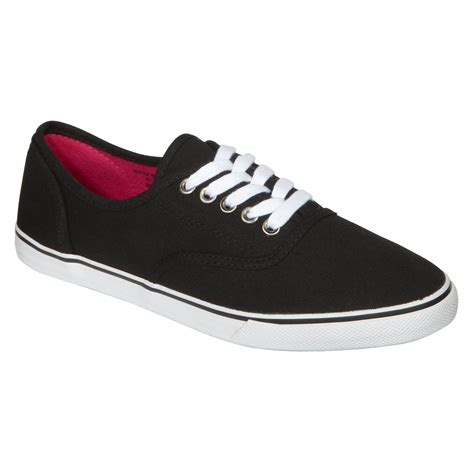 bongo shoes bongo s casual canvas shoe prepster black macrame