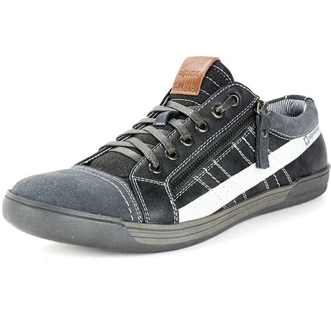 casual comfort alpine swiss valon mens fashion sneakers low top dress or