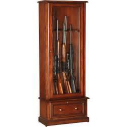 Lock And Key For Curio Cabinet American Furniture Classics 724 10 Gun Wood Cabinet