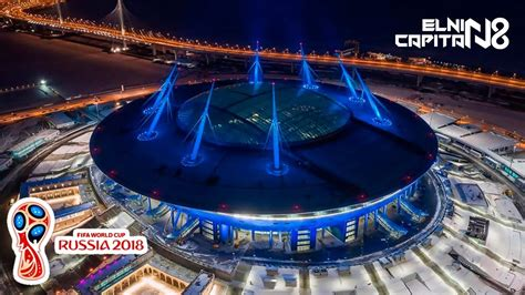 Harga Bola Sepak Piala Dunia 2018 by Wow Emezing Banget Inilah Stadion Piala Dunia 2018