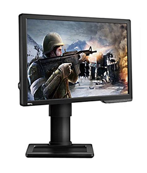 Monitor Benq Xl2411t benq xl2411t 3d monitor buy benq xl2411t 3d monitor at low price in india snapdeal