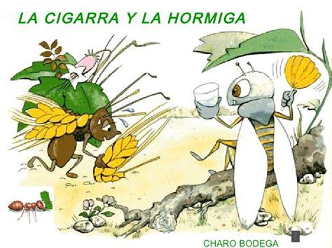 la cigarra y la 8484834344 la cigarra y la hormiga