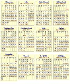 Calendar 2018 Gregorian And Hijri 25 Best Ideas About Islamic Calendar 2014 On