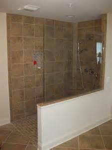 roll in shower search bathroom