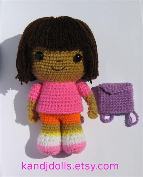 dora the explorer pattern free dora the explorer dora the explorer crochet doll car