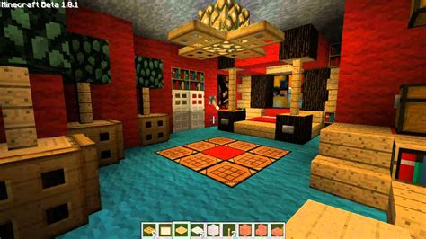 Decoration Maison Minecraft Interieur by Id 233 E D 233 Co Minecraft