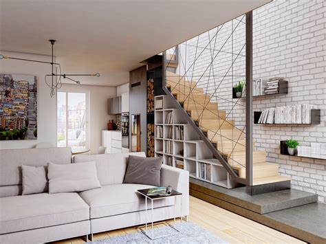 Wall Stairs Design 25 Unique Staircase Designs To Take Center Stage In Your Home