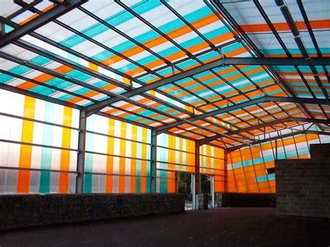 techo policarbonato transparente corporaci 243 n miyasato techos policarbonato