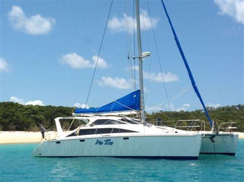 catamaran whitsundays grainger 40 whitsunday escape