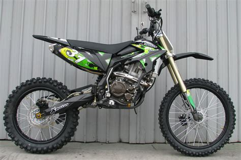 Cross Motorräder 250ccm by Ics Cbf 31f Enduro Cross Dirt Bike 250cc 4 Takt Schwarz Ebay
