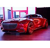 Vision Mercedes Maybach 6 Concept Video First Look AutoGuide
