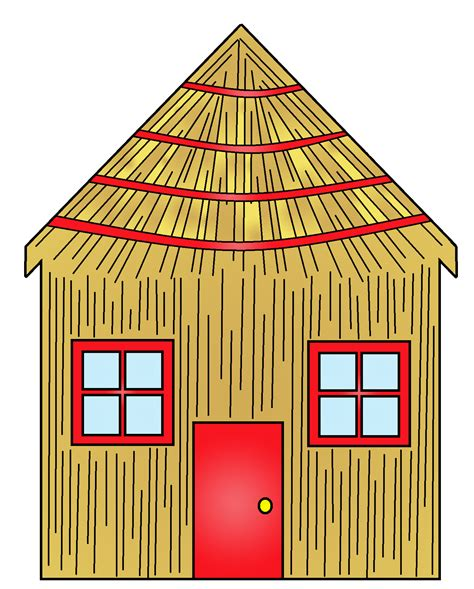 little house of art hay house clipart clipart suggest