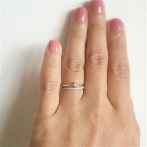 Dainty Wedding Bands