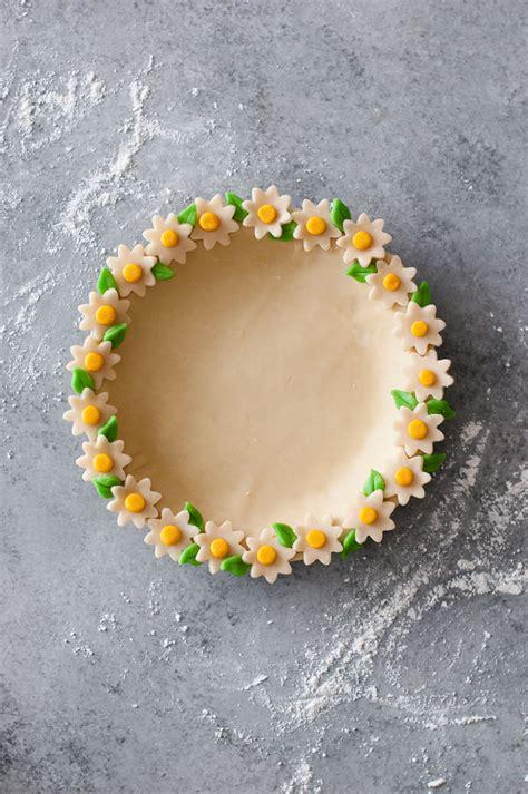 Handmade Pie Crust - chain pie crust tutorial handmade
