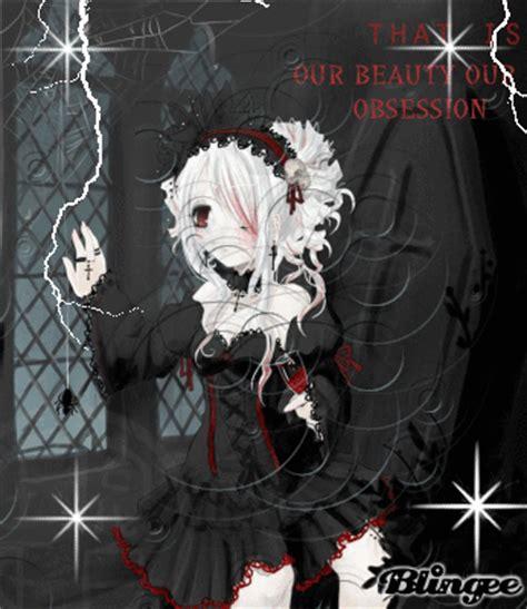 imagenes animadas goticas anime goticas fotograf 237 a 126252095 blingee com