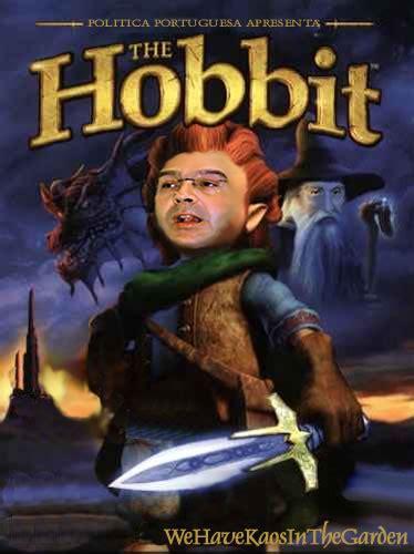 Kaos The Hobbit The Hobbit 06 wehavekaosinthegarden cromos da pol 237 tica v