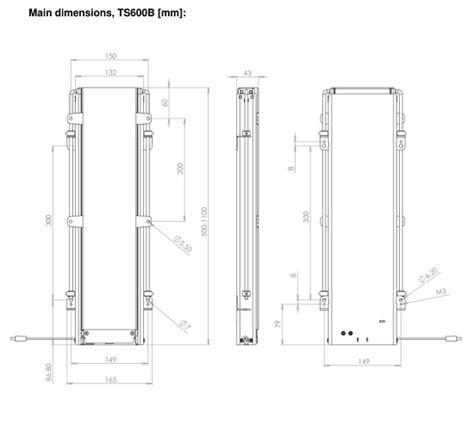 Venset Ts600b Flat Screen Lift