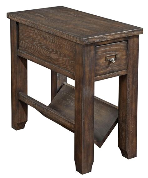 end table with magazine rack chairside table with magazine rack cosmecol
