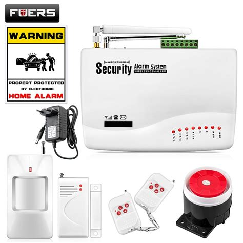 gsm home security alarm system reviews shopping