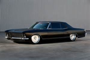 Buick Riveara Fesler Modified 1963 Buick Riviera Looks Sinister